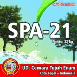 SpA21 (2in1 : Hair Shampoo+Body Soap)
